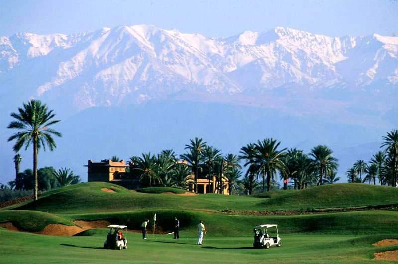 golfpalmeraie